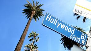 Hollywood bulevard istockphoto