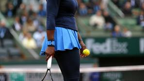 Serena Williams OP Francije