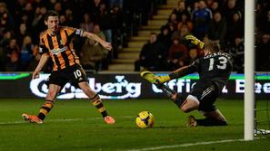 Koren Stockdale Hull City Fulham Premier League Anglija liga prvenstvo