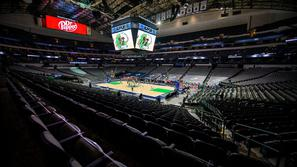 American Airlines Arena Dallas