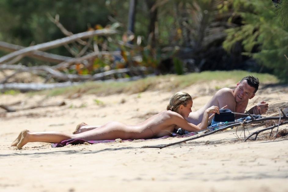 Preserve hawaii's beaches