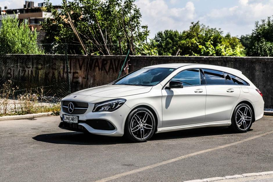 Mercedes-Benz CLA shooting brake | Avtor: Žurnal24 main