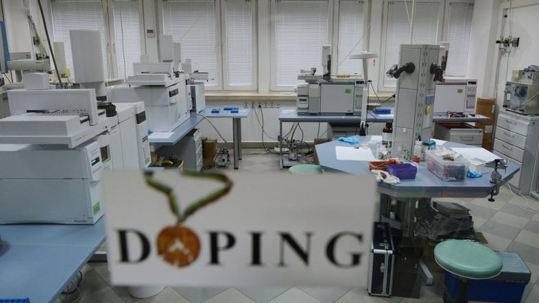 doping laboratorij