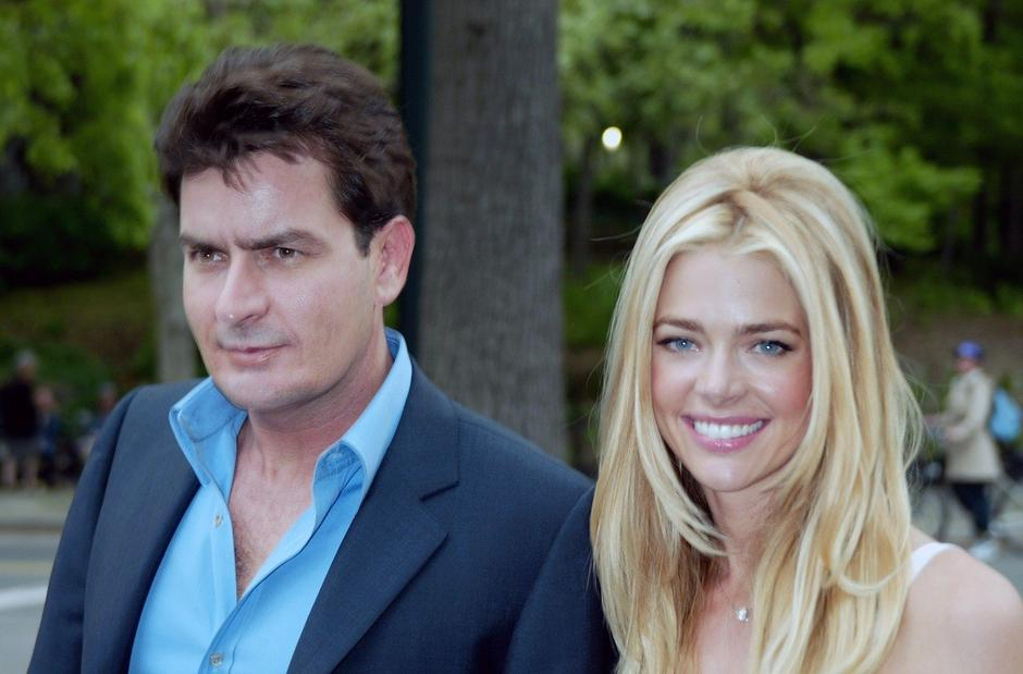 Denise Richards, Charlie Sheen | Avtor: Profimedia