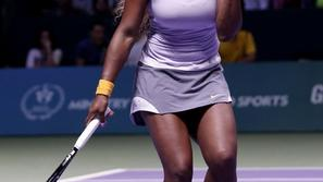 Serena Williams masters Carigrad