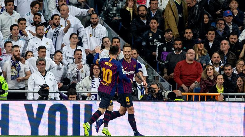 Ivan Rakitić Real Madrid Barcelona