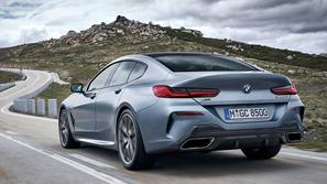BMW serija 8 gran coupe