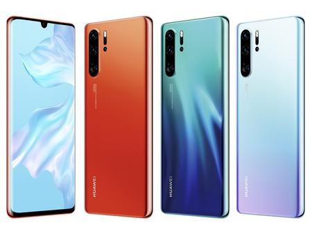 Huawei P30 Pro افضل هواتف هواوي