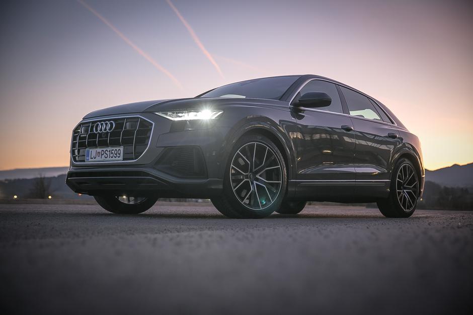 Audi Q8   Avtor: Saša Despot