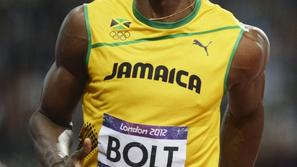 usain bolt finale 100m london 2012