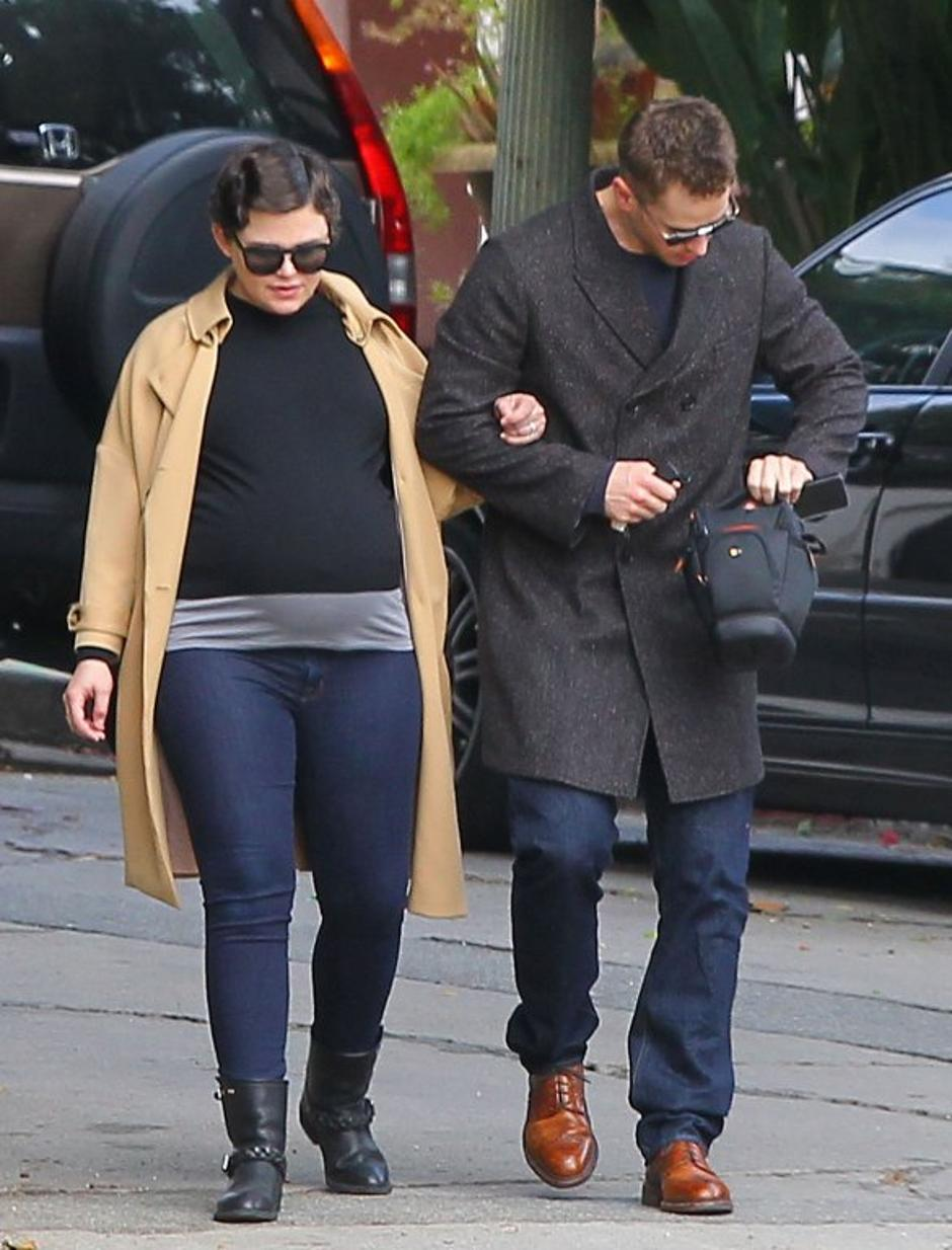 Ginnifer Goodwin, Josh Dallas | Avtor: FameFlynet