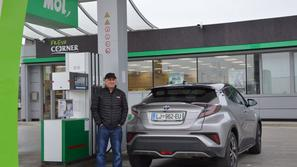Toyota C-HR in Igor Vuga