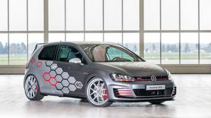 VW golf GTI heartbeat