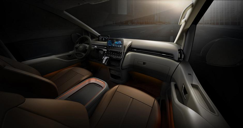 Hyundai staria | Avtor: Hyundai