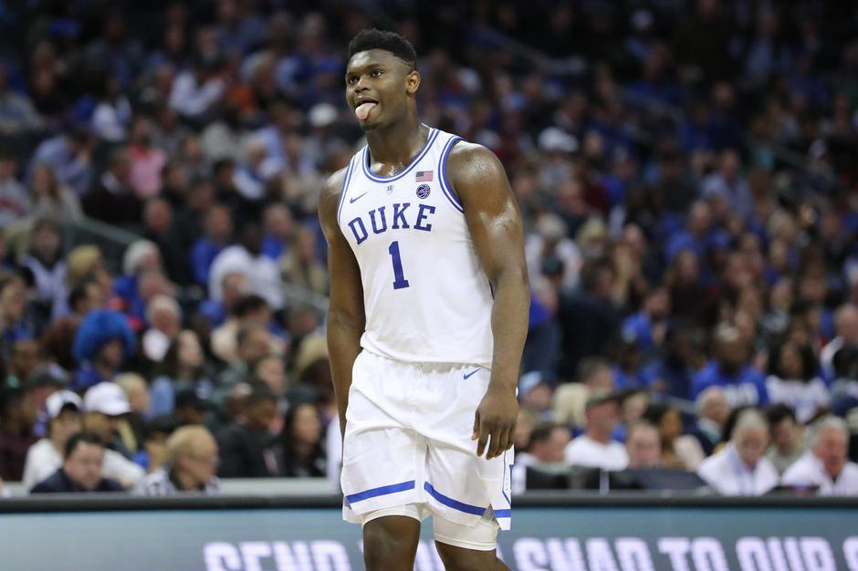 Zion Williamson | Avtor: True value paint