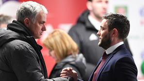 Lee Johnson, Jose Mourinho