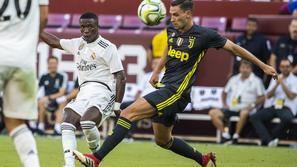 Vinicius Junior Real Madrid Juventus ICC