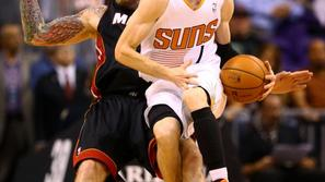 Chris Andersen Goran Dragić Miami Heat Phoenix Suns NBA