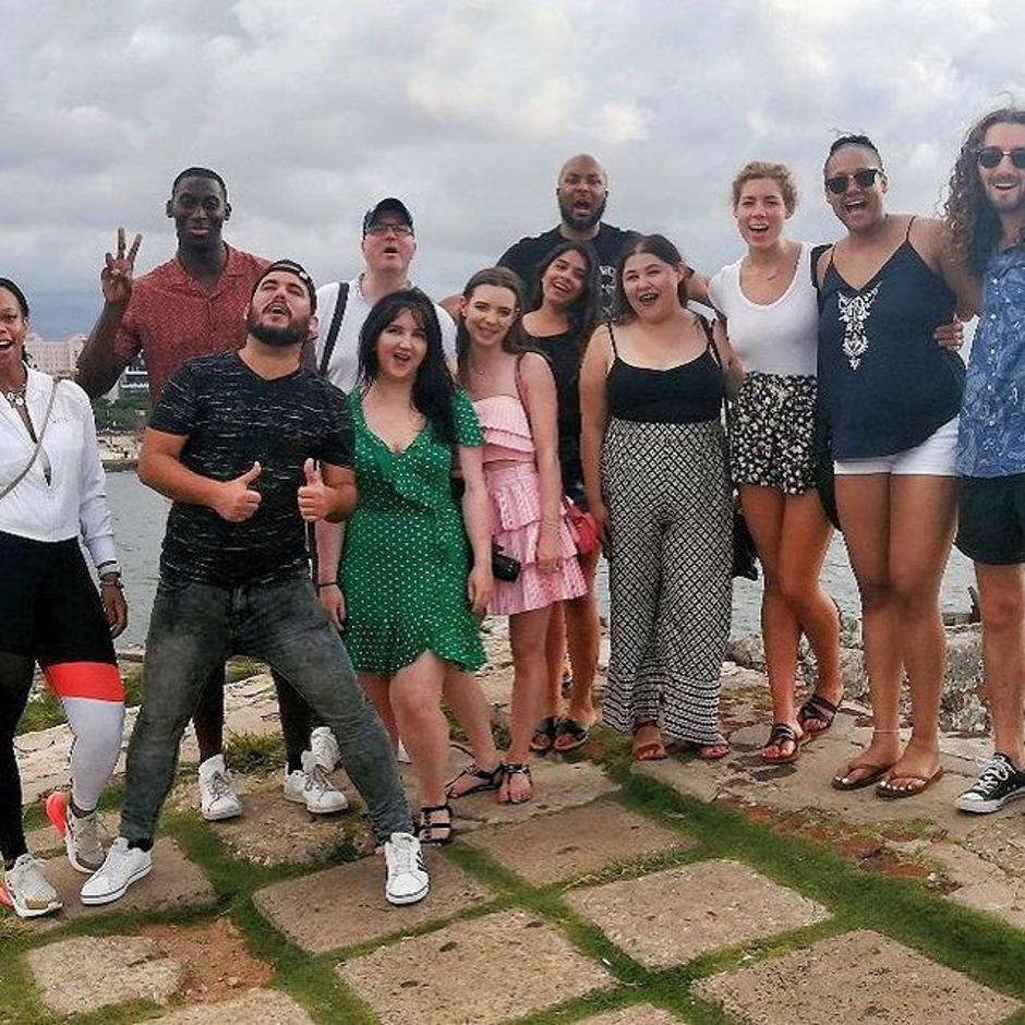 Un Amigo En Cuba | Avtor: Osebni ahiv