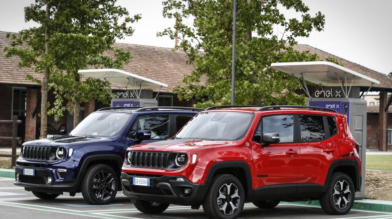 jeep renegade in compass 4xe