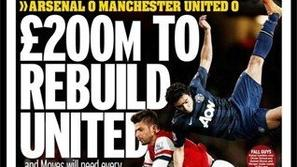 daily mirror manchester united