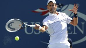 Novak Djoković US Open 2011
