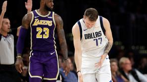 lebron james luka dončić