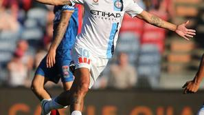 Robert Koren Damien Duff Melbourne City