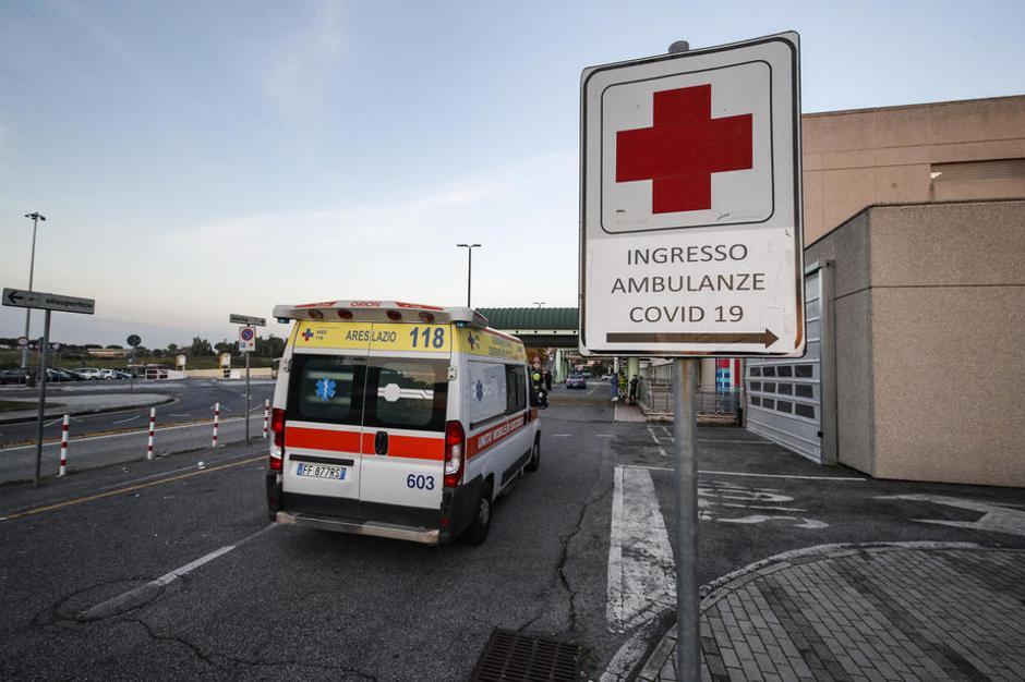 Italija koronavirus covid-19 | Avtor: Epa