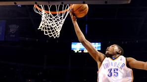 NBA Oklahoma City Thunder Kevin Durant
