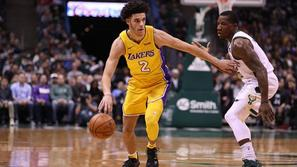 Lonzo Ball LA Lakers