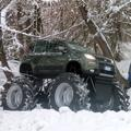 Fiat panda bigfoot