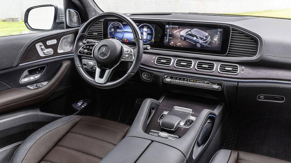 Mercedes-Benz GLE | Avtor: Mercedes-Benz