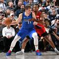 Luka Dončić Mavericks Trail Blazers