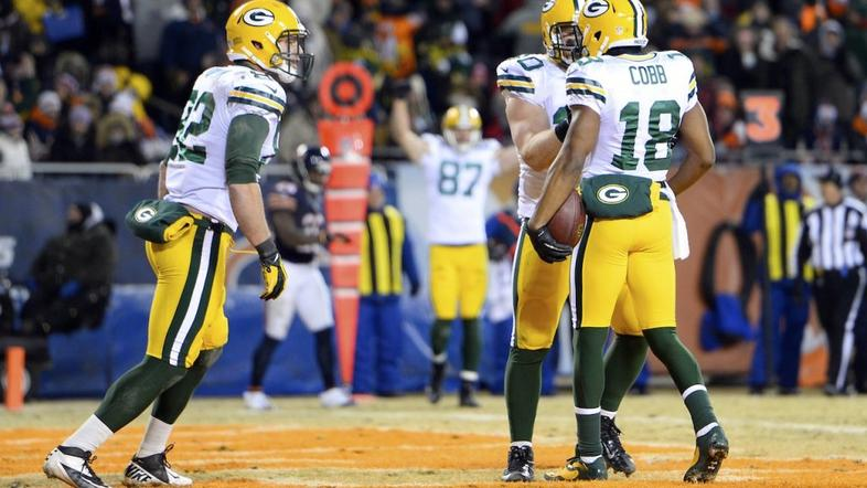 Green Bay Packers, Randall Cobb