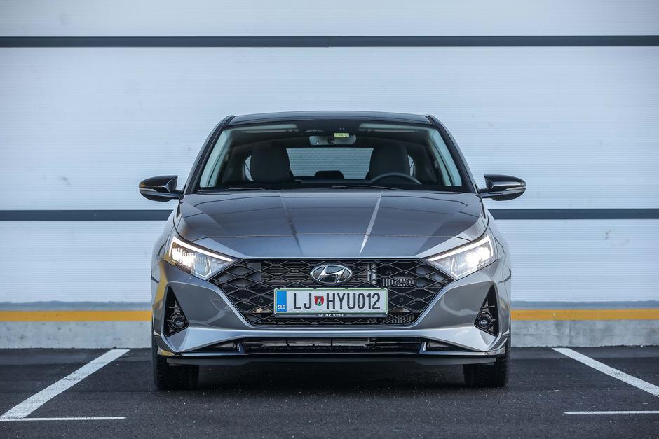Hyundai i20   Avtor: Saša Despot