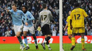 Manchester City : Notts County 5:0