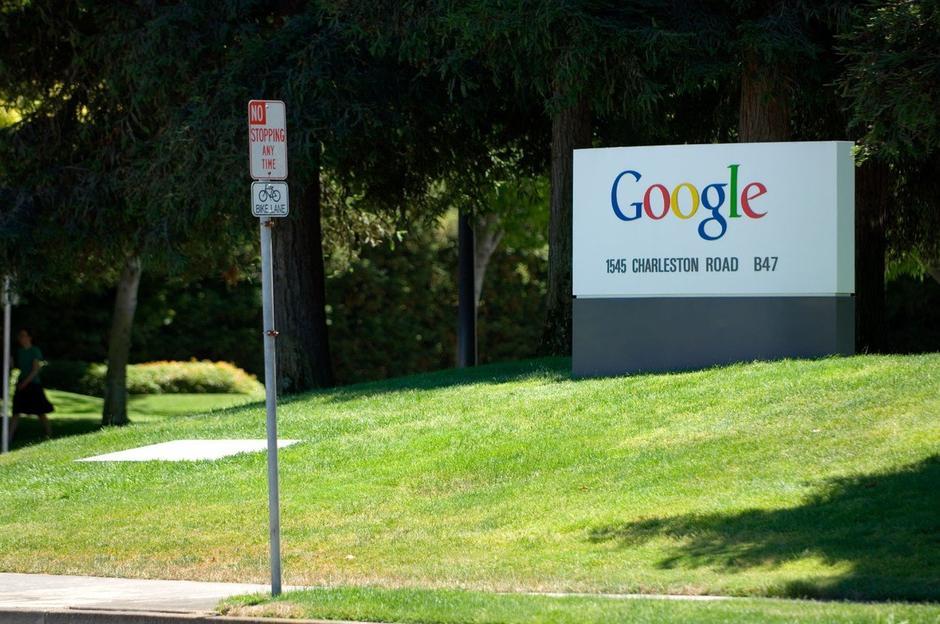Google headquarters of the company Author: Profimedia