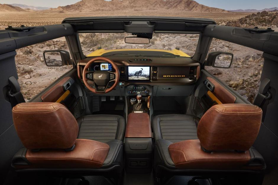 ford bronco in bronco sport | Avtor: Ford