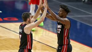 Goran Dragić Jimmy Butler Miami Heat