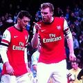 Mertesacker Özil Manchester City Arsenal Premier League Anglija liga prvenstvo