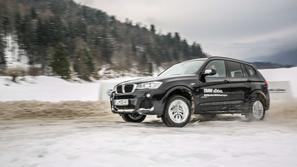 BMW xDrive test