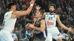 real madrid Brose Bamberg