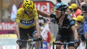 chris froome richie porte