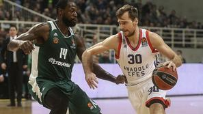 James Gist Zoran Dragić