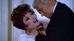 John Forsythe in Joan Collins (Foto: youtube.com)