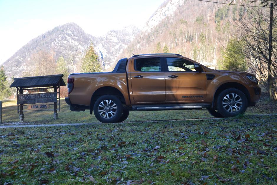 Ford ranger wildtrack | Avtor: Žurnal24