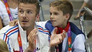david beckham sinovi brooklyn romeo