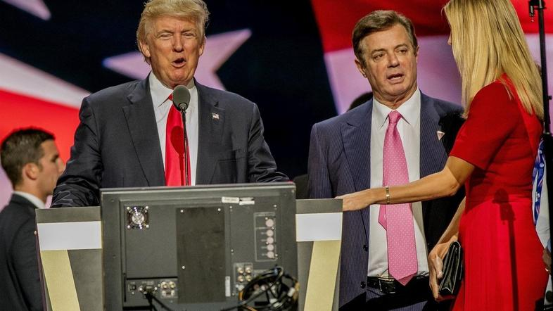 Paul Manafort Donald Trump