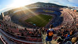 Camp Nou razgled